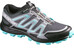 Salomon W's Speedtrak Shoes Dark Cloud/Light Onix/Bubble Blue